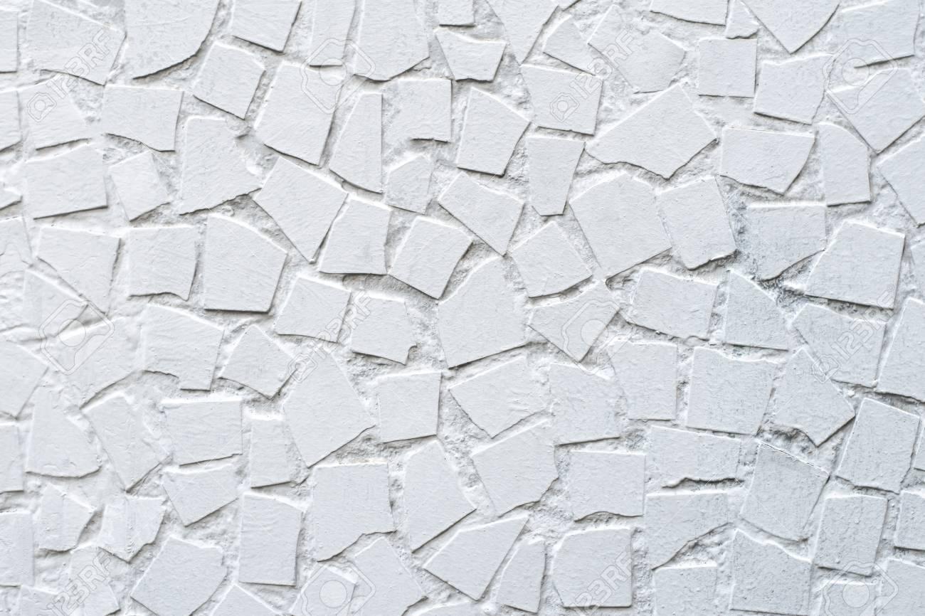 La Texture D Ornement Décoratif De Mur De Mosaïque De Peinture De Tuile Cassée En Céramique Peut être Utilisé Comme Arrière Plan En Design
