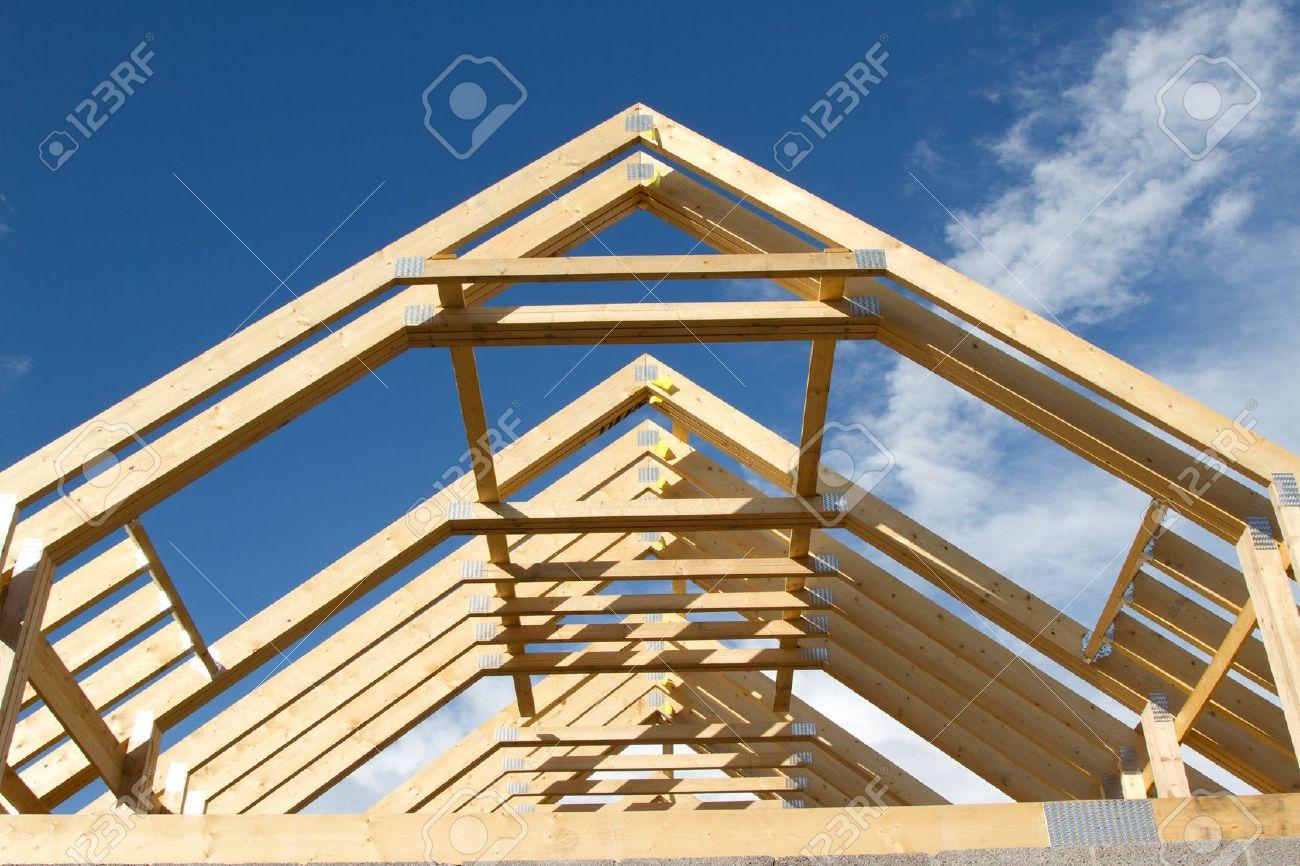 building roof framework