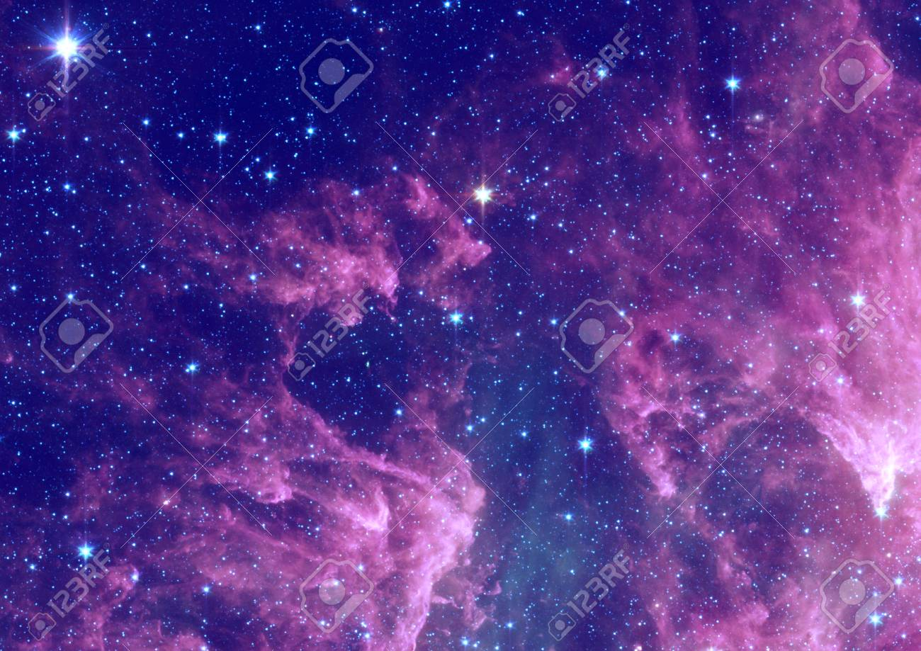 Far space being shone nebula as abstract background Stock Photo - 15741559