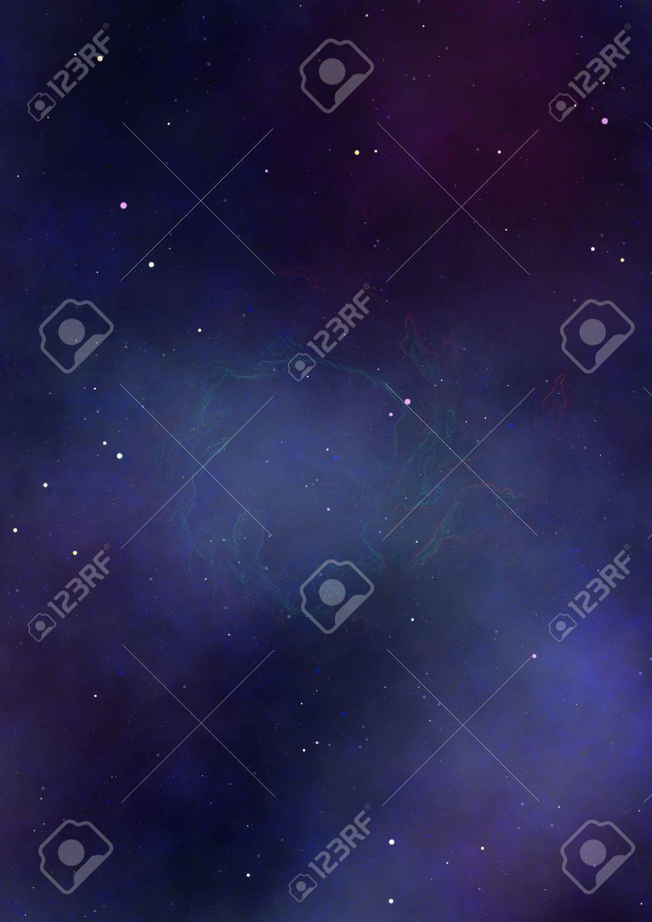 Small part of an infinite star field Stock Photo - 15963471