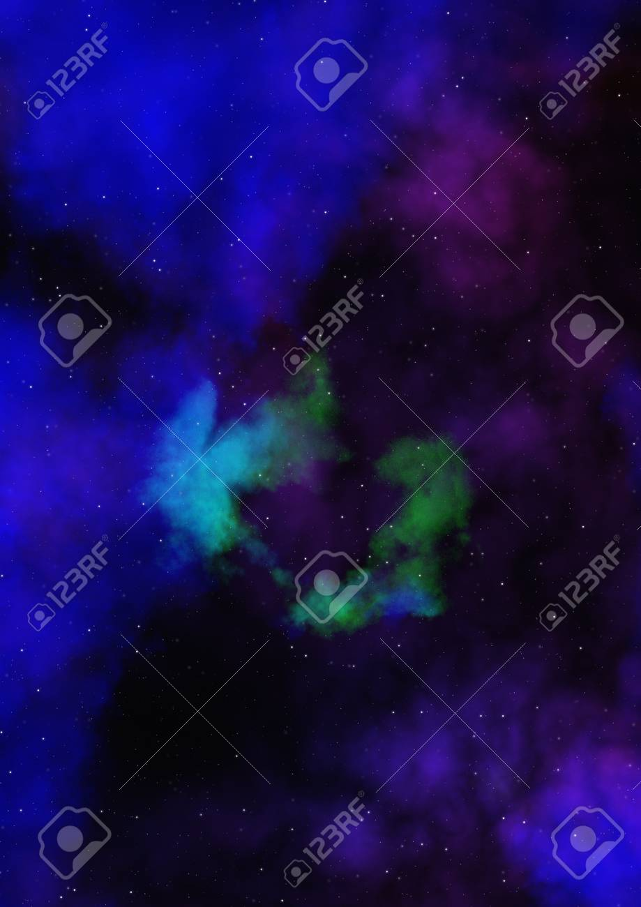Small part of an infinite star field Stock Photo - 15963468