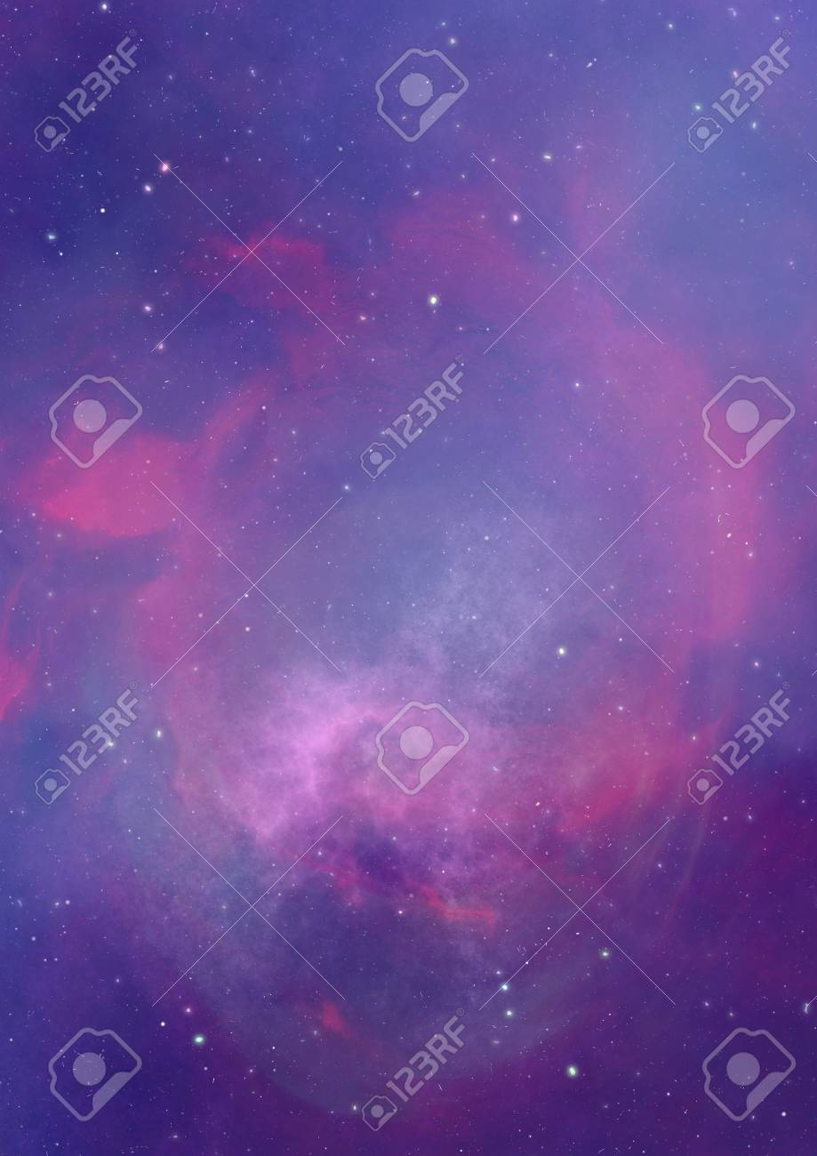 Small part of an infinite star field Stock Photo - 17210509