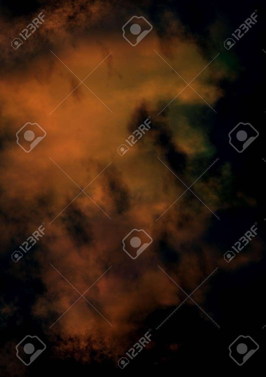 Being shone nebula Stock Photo - 18633535