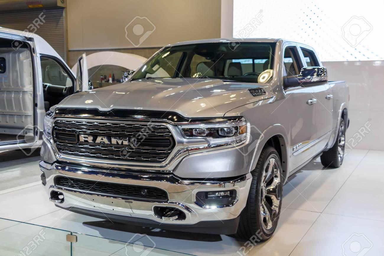 Ram 1500 Hemi >> Vancouver Canada March 2018 Dodge Ram 1500 Hemi Taken At