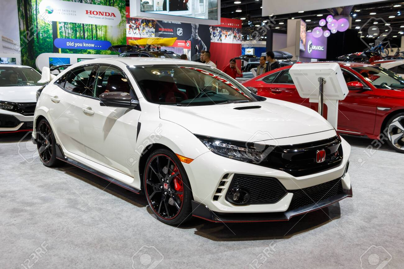 Civic Type R Canada >> Vancouver Canada March 2019 Honda Civic Type R Taken At
