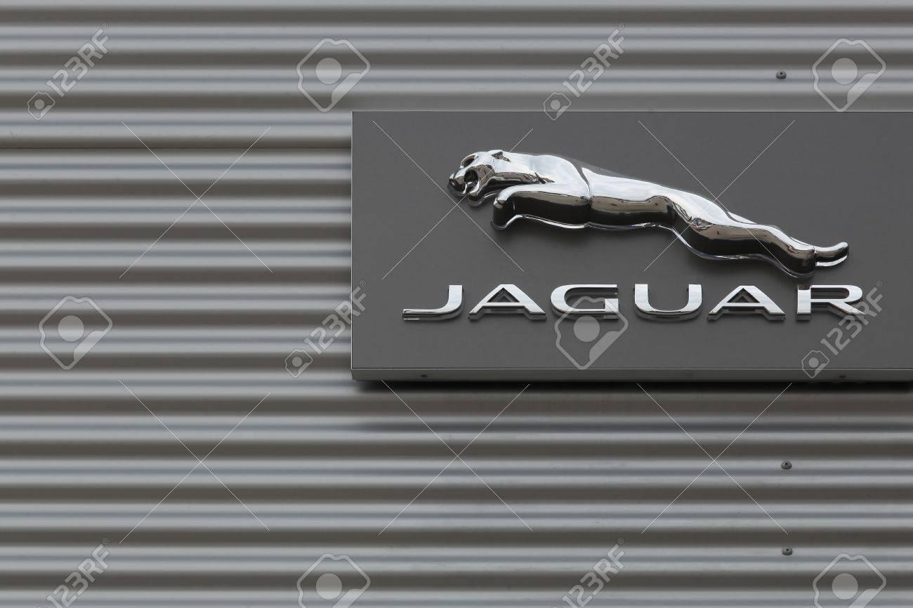 Kolding Denmark May 29 2016 Jaguar Cars Is A Brand Of Jaguar