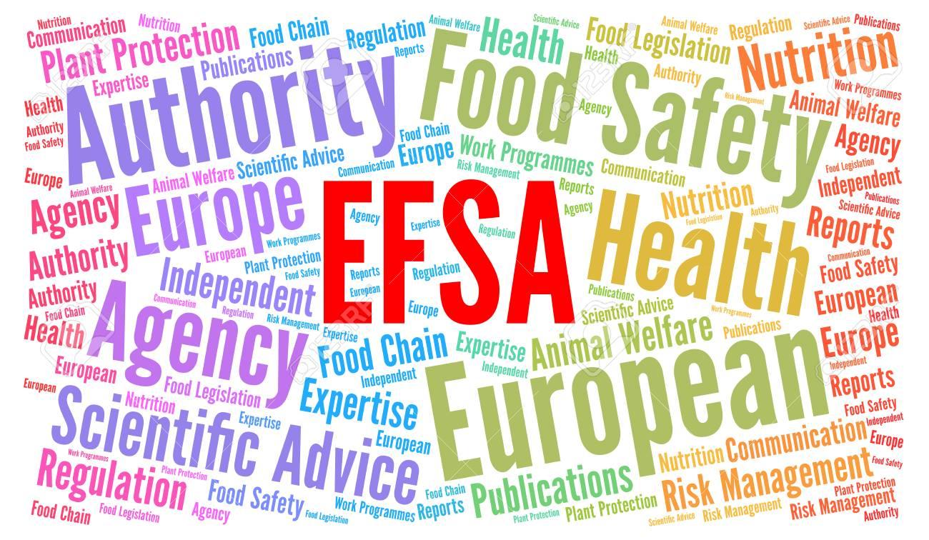 EFSA, European Food Safety Authority word cloud