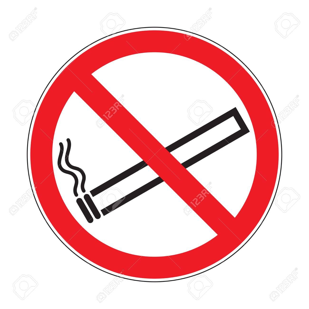 No smoking sign - 135757054