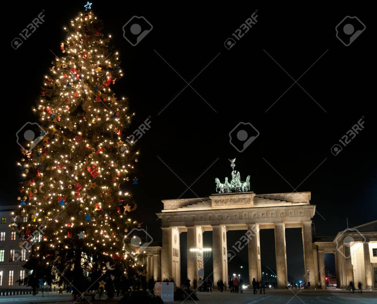 Weihnachtsbaum brandenburg