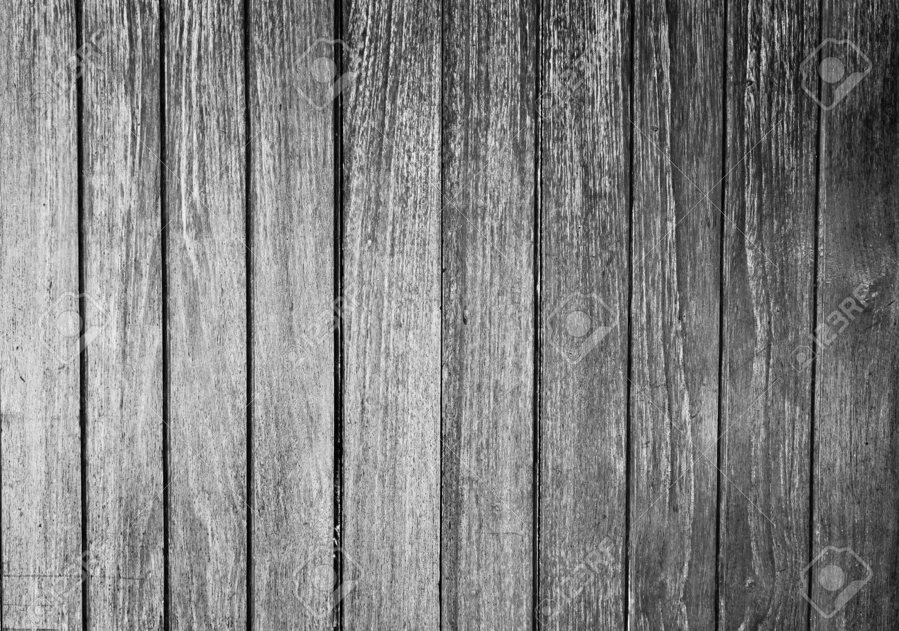 The black and white background image of the wooden partition - 13174630