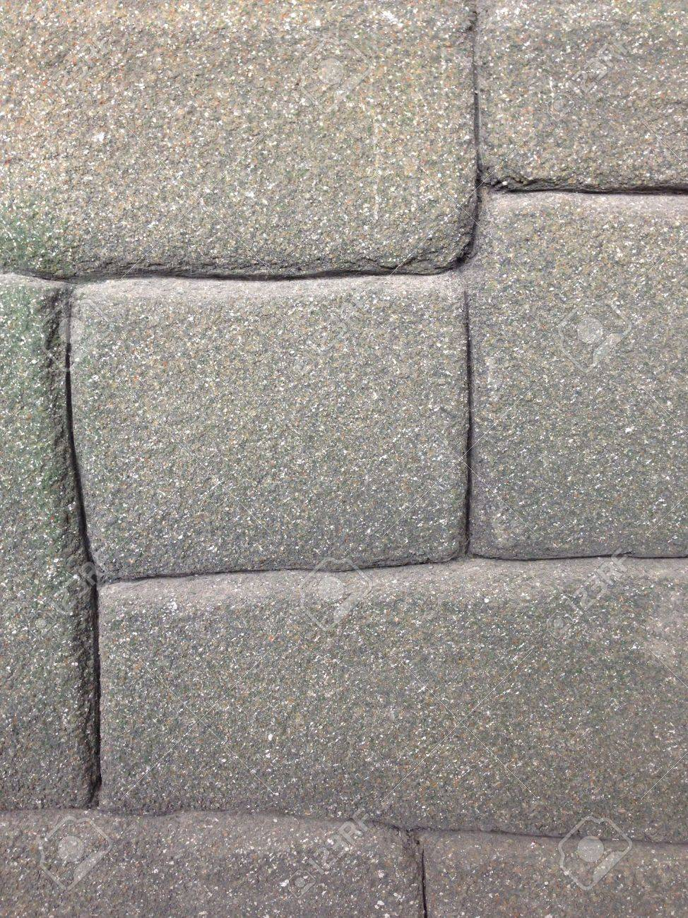 The background image of stone wall - 21661720
