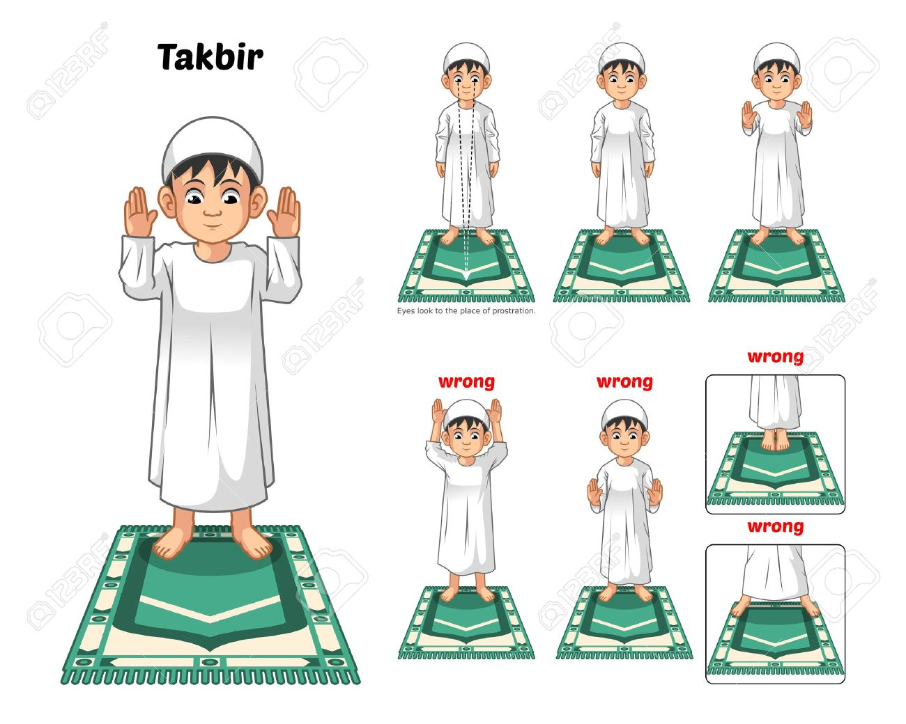 Bildergebnis für wie beten muslime