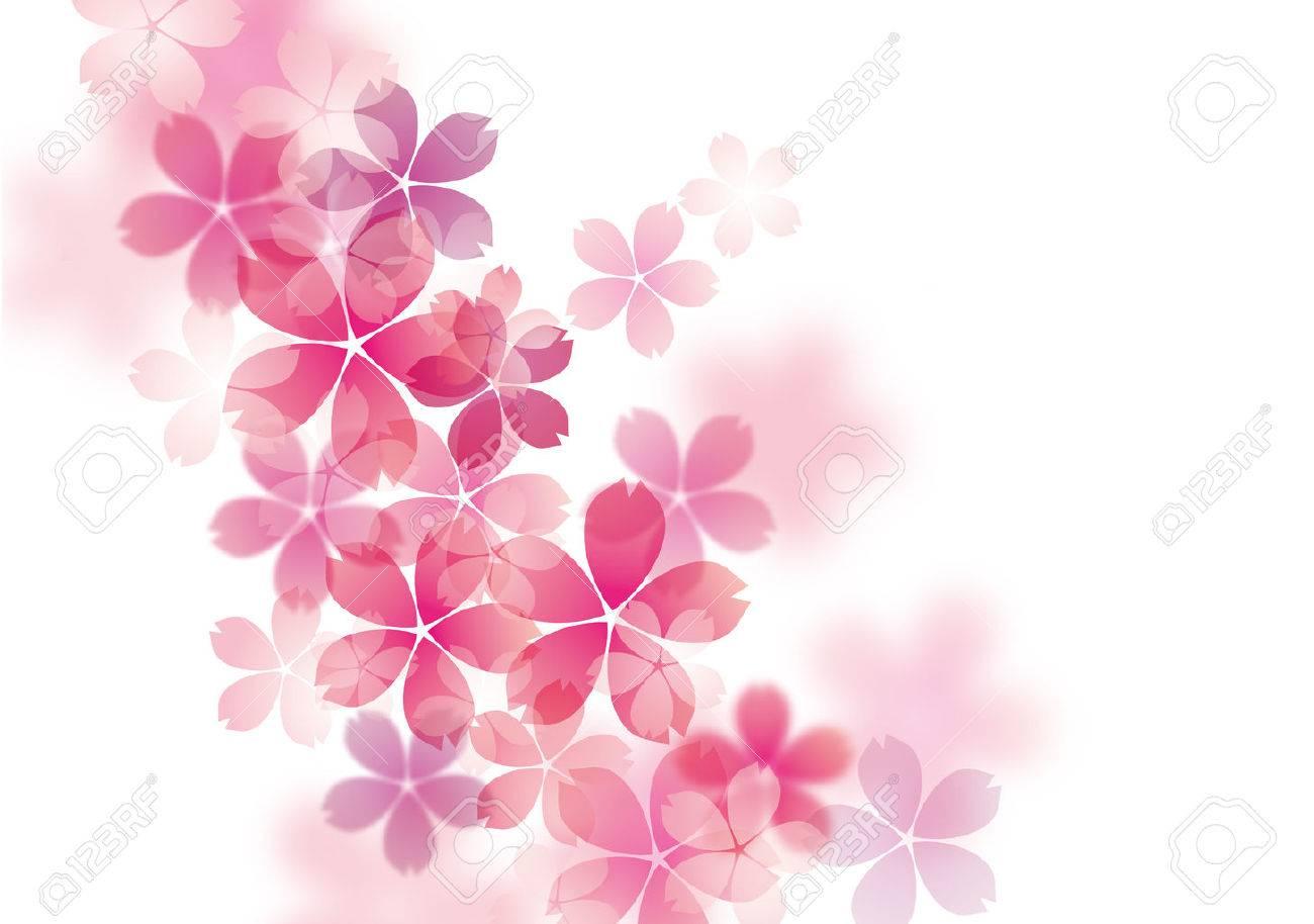 美しい桜さくらのイラストのイラスト素材ベクタ Image 26394351