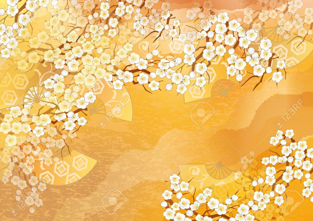 Beautiful kimono of illustrations of Japan - 63151439