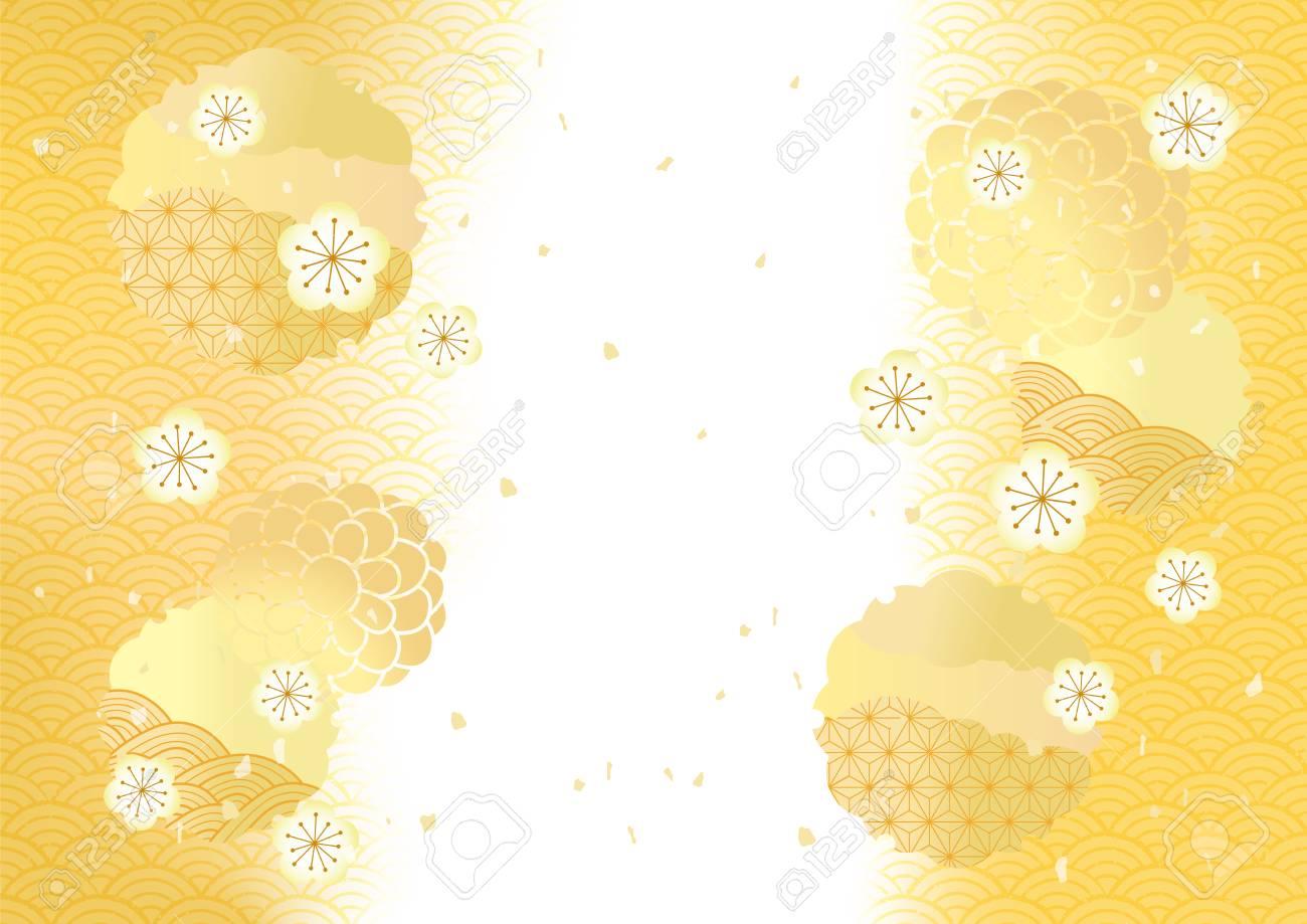 Japanese Pattern vector illustration. - 85408855