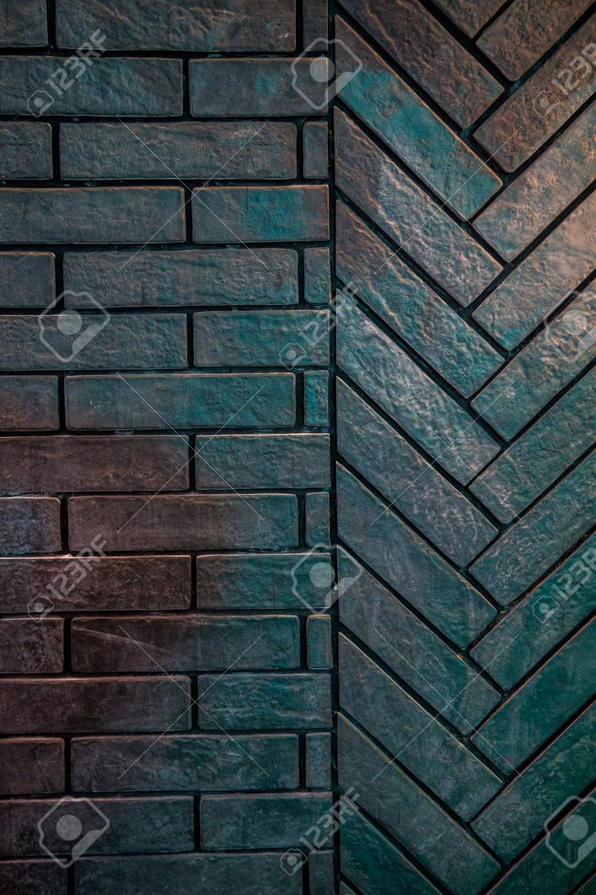brick wall for background or texture - 100902866
