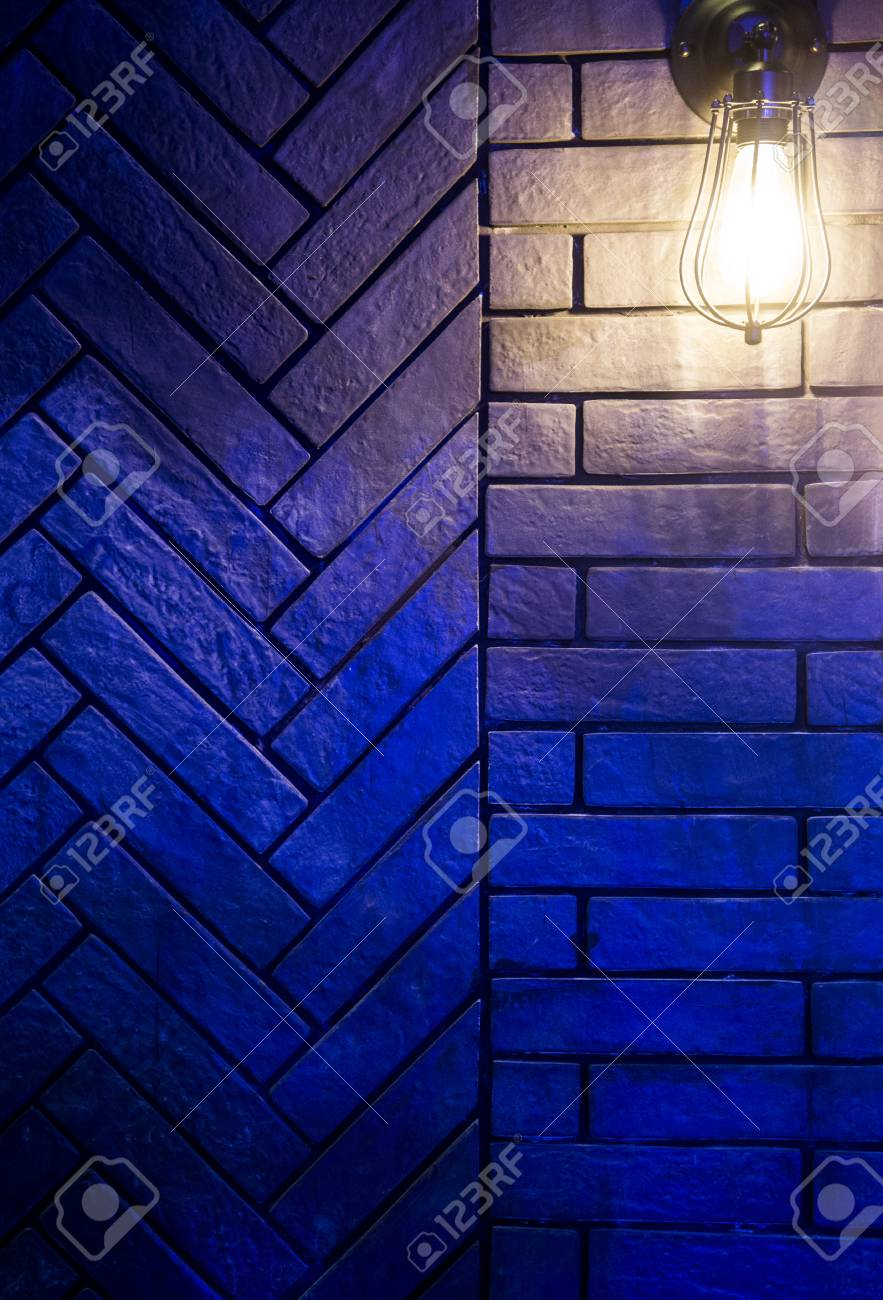 brick wall for background or texture - 100931442