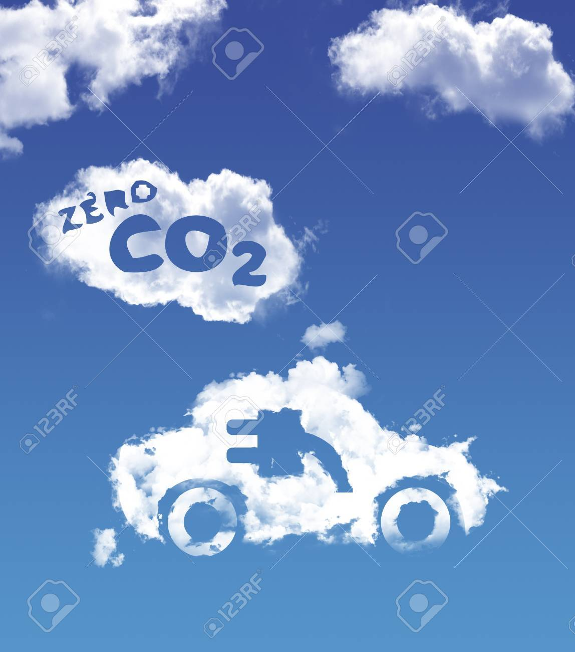electric car without rejection co2 - 19420715