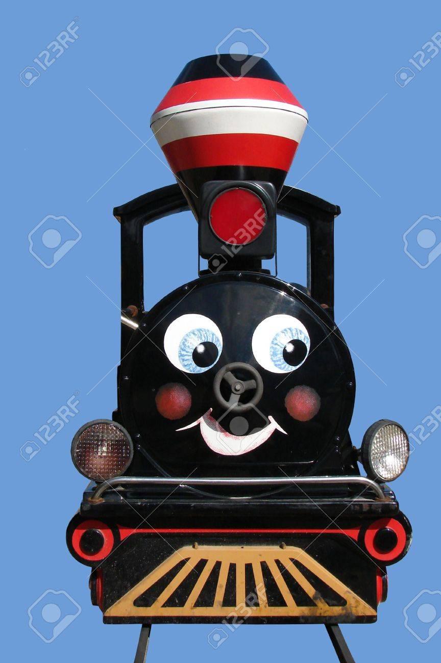 Little toy train Stock Photo - 3421754
