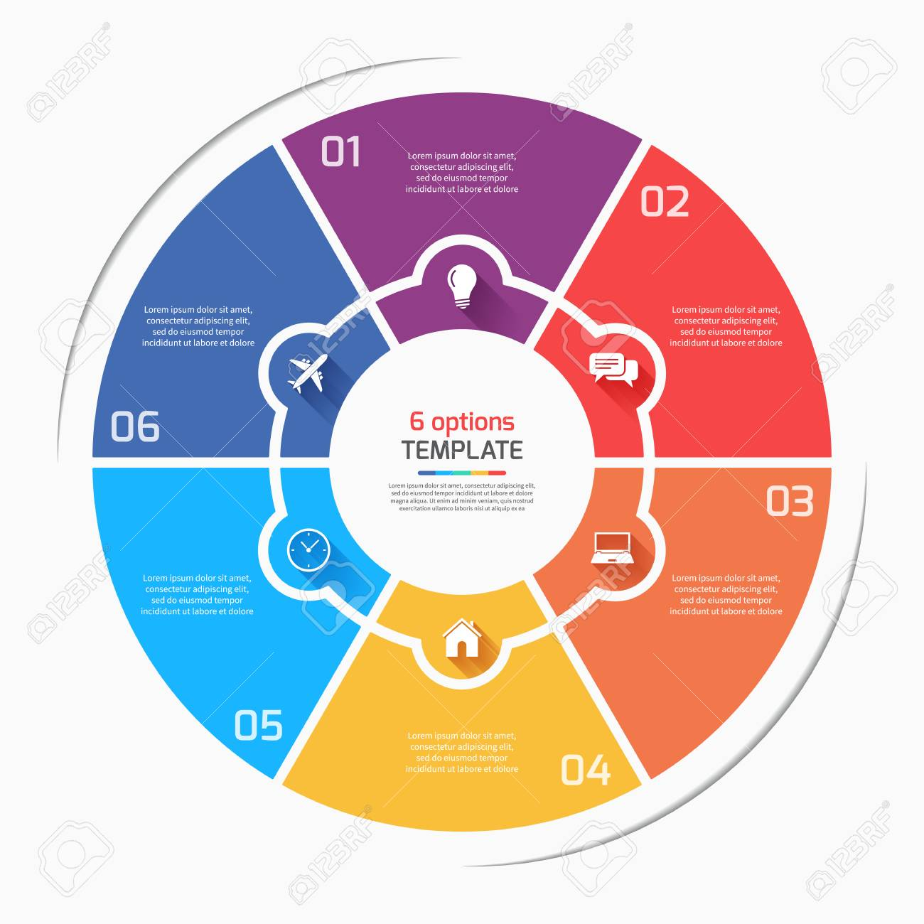 Pie chart parts choice image free any chart examples pie chart parts image collections free any chart examples flat style pie chart circle infographic template nvjuhfo Images