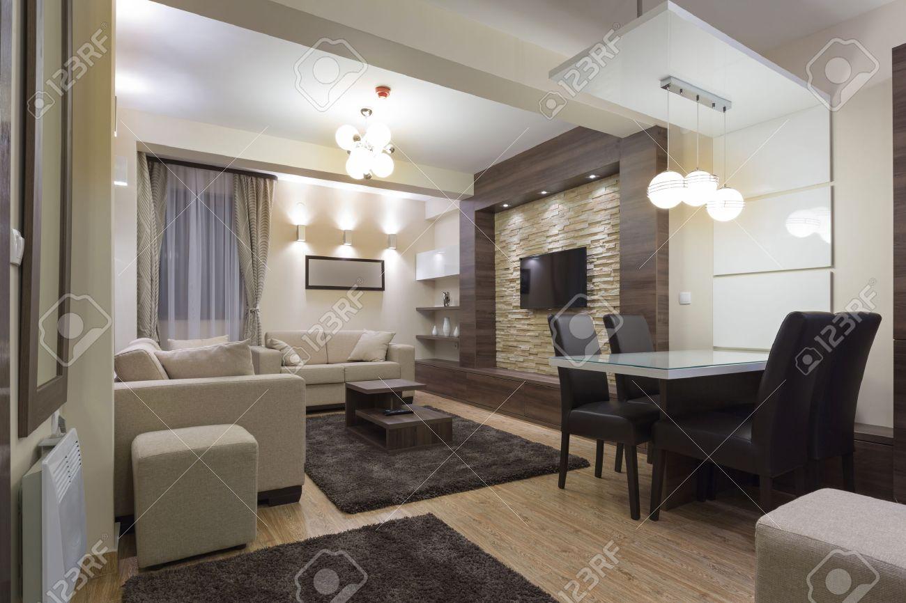 Interieur De Luxe Appartement modern luxury apartment interior