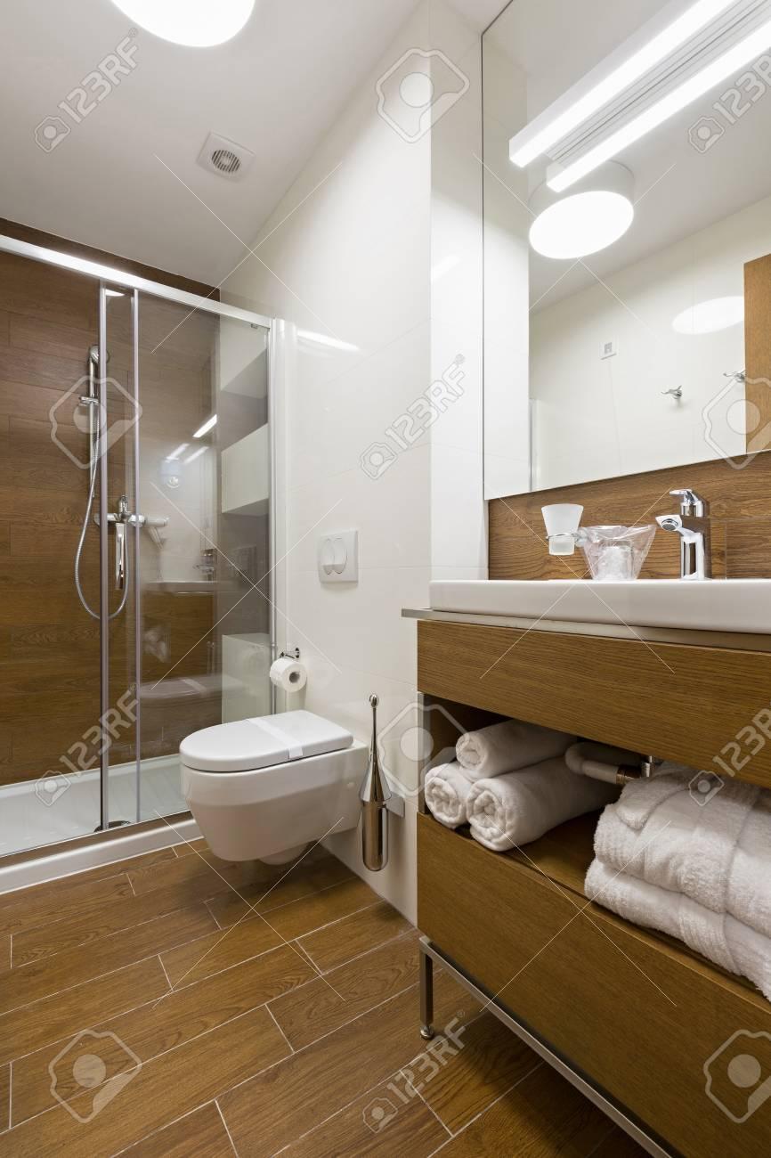 Hôtel De Luxe Salle De Bains Inter Banque D\'Images Et Photos Libres ...