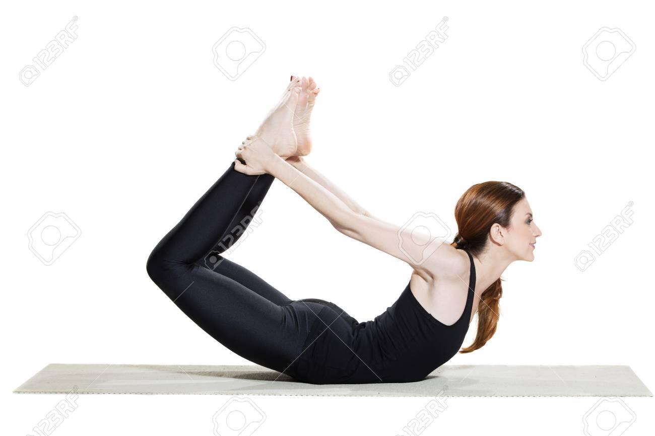 Yoga Bow Pose - Dhanurasana