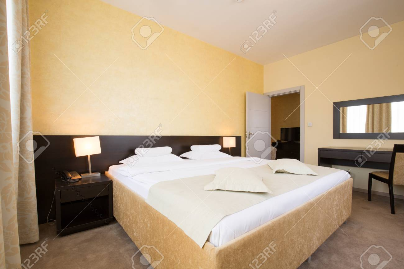 Camera Da Letto Elegante moderna camera da letto elegante interni