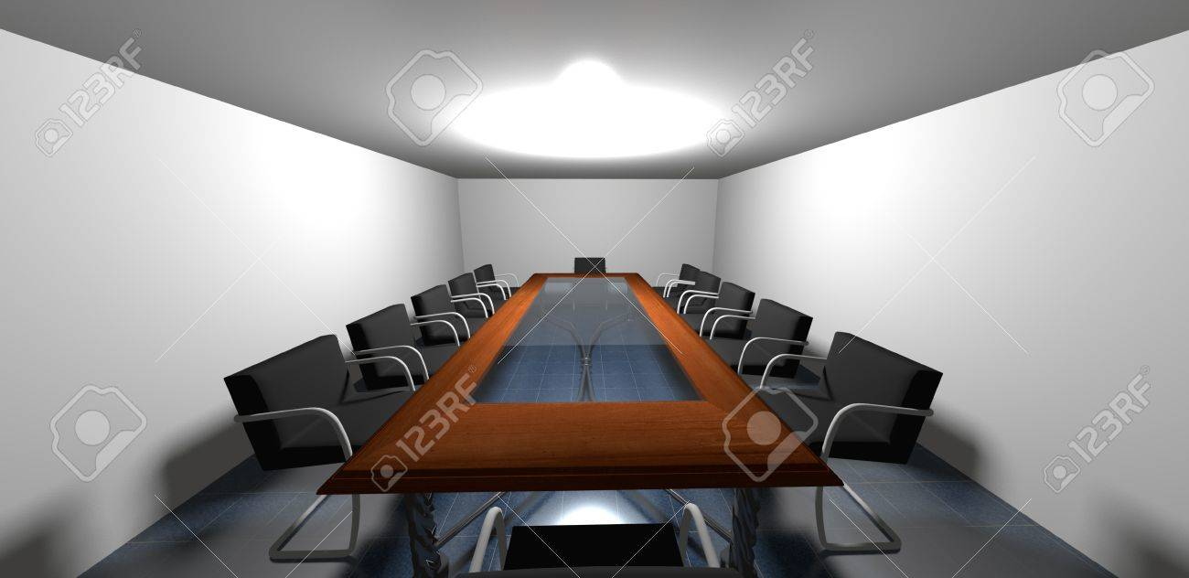 situation room Stock Photo - 11354089