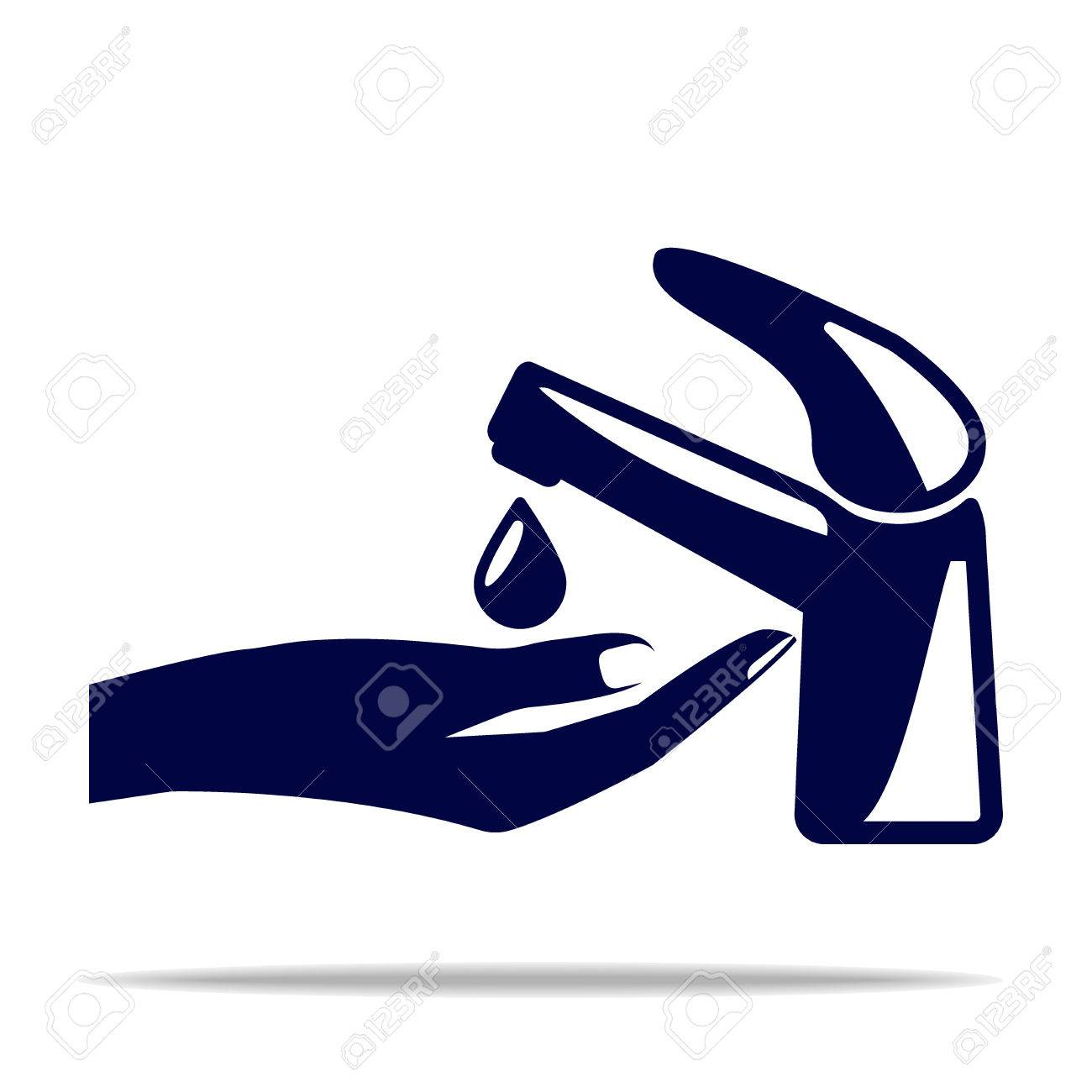 Wash Your Hands Mandatory Sign Royalty Free Cliparts Vectors And