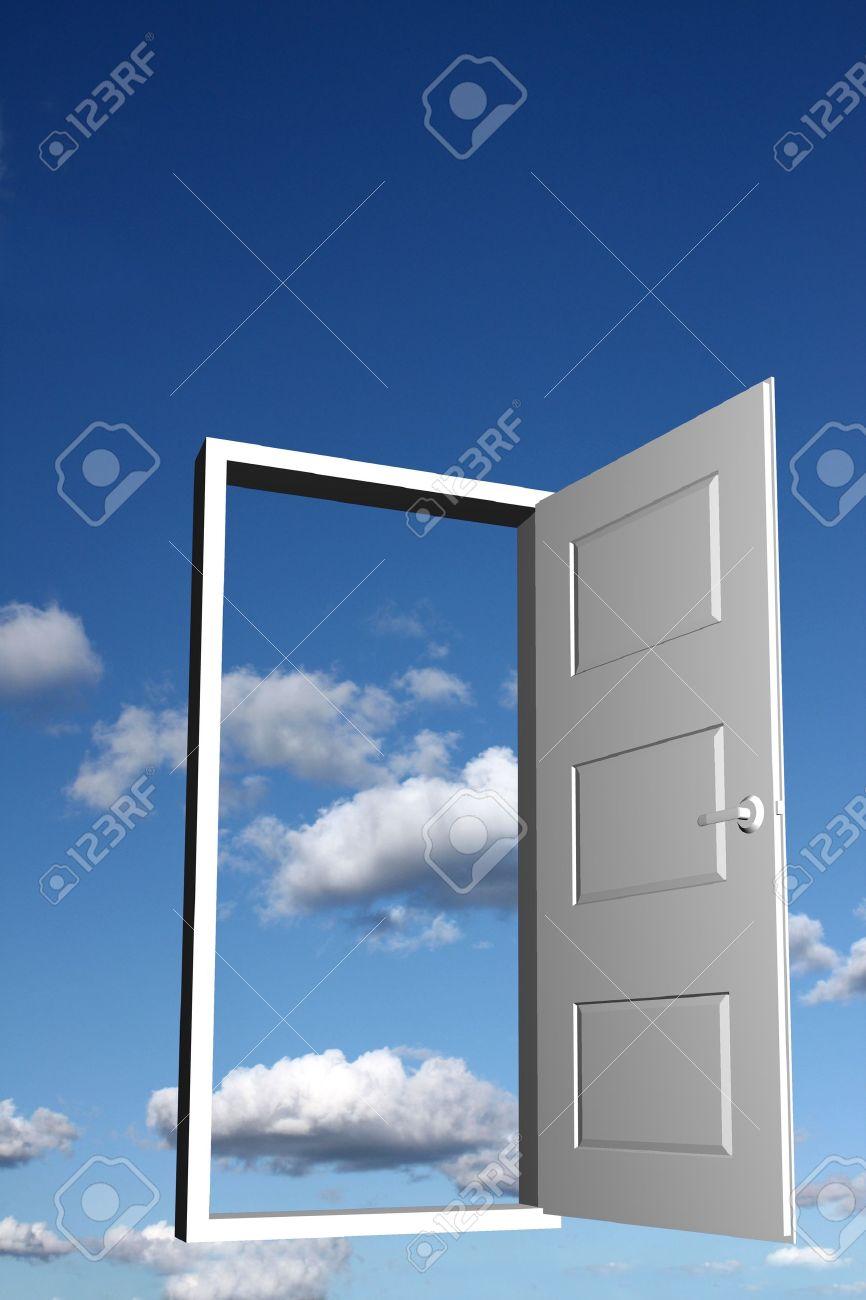 Door to heaven - 11697085