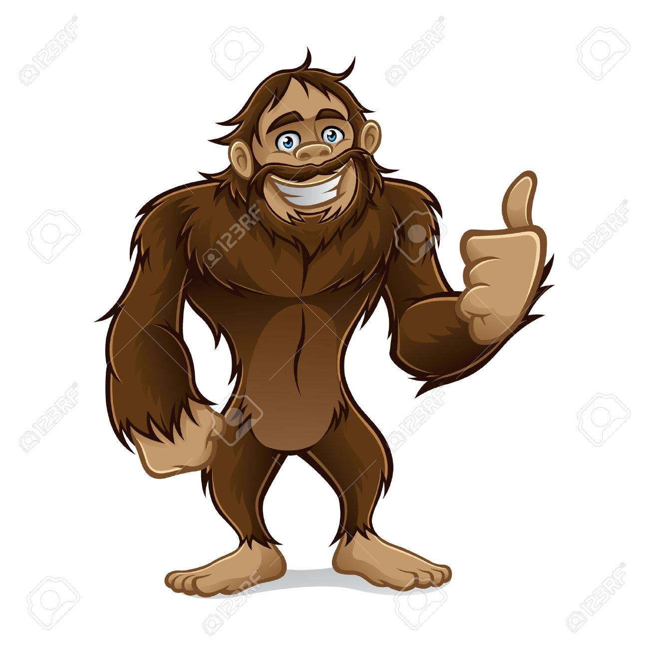 2 899 bigfoot cliparts stock vector and royalty free bigfoot rh 123rf com bigfoot clipart free bigfoot clipart pictures