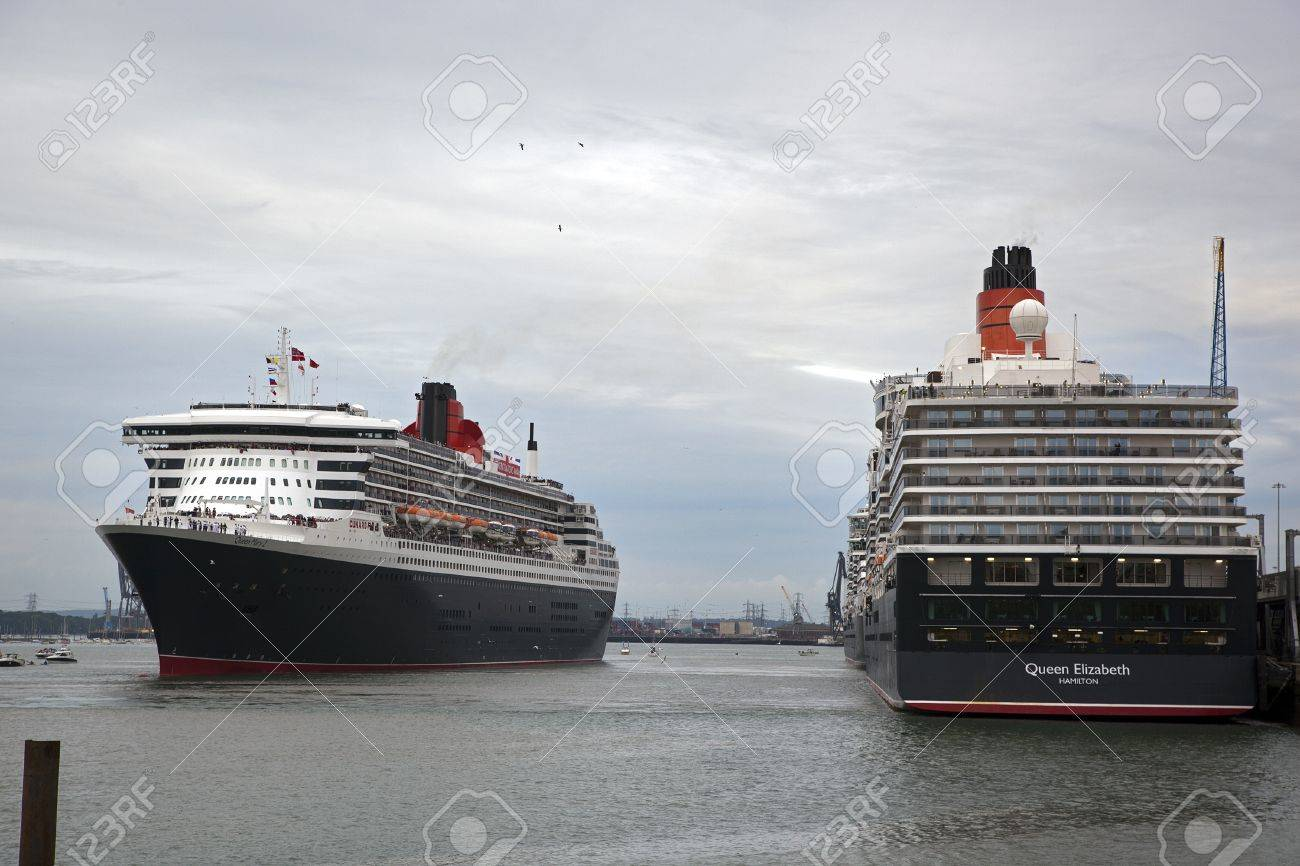 Southampton uk 5 june cunard ships queen elizabeth queen southampton uk 5 june cunard ships queen elizabeth queen mary queen m4hsunfo