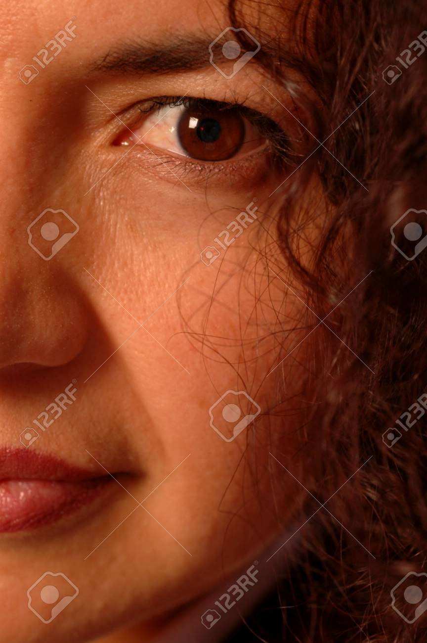 smiling y woman Stock Photo - 420451