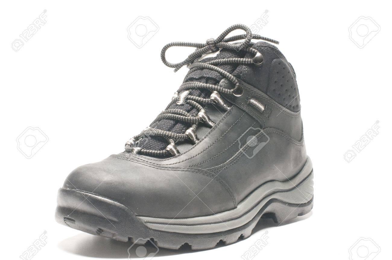 addff835f64 rugged lightweight hiking shoe boot black color