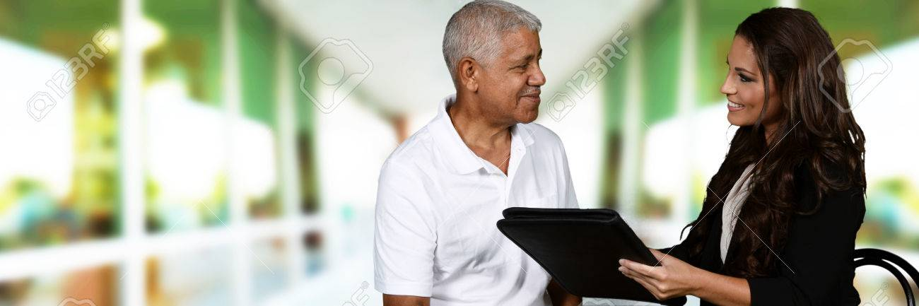 Person in need having a counseling session Stock Photo - 46319774