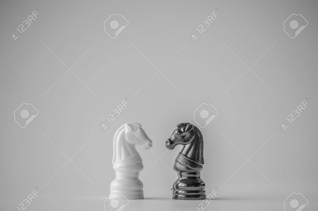 Chess is an strategy and intelligence board game originated in India that is played between two people on a chessboard - 48716695