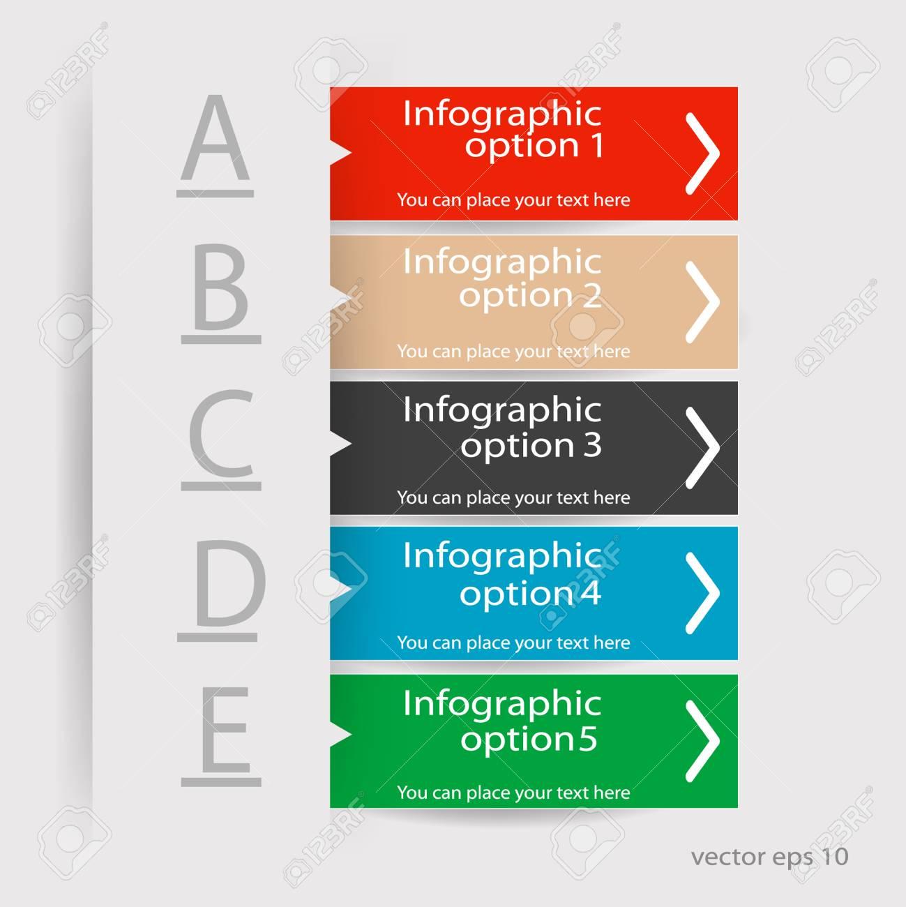 Infographic. Vector eps 10 Stock Vector - 24892448