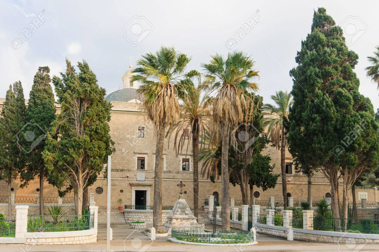 The Church of Stella Maris Carmelite Monastery (or Monastery