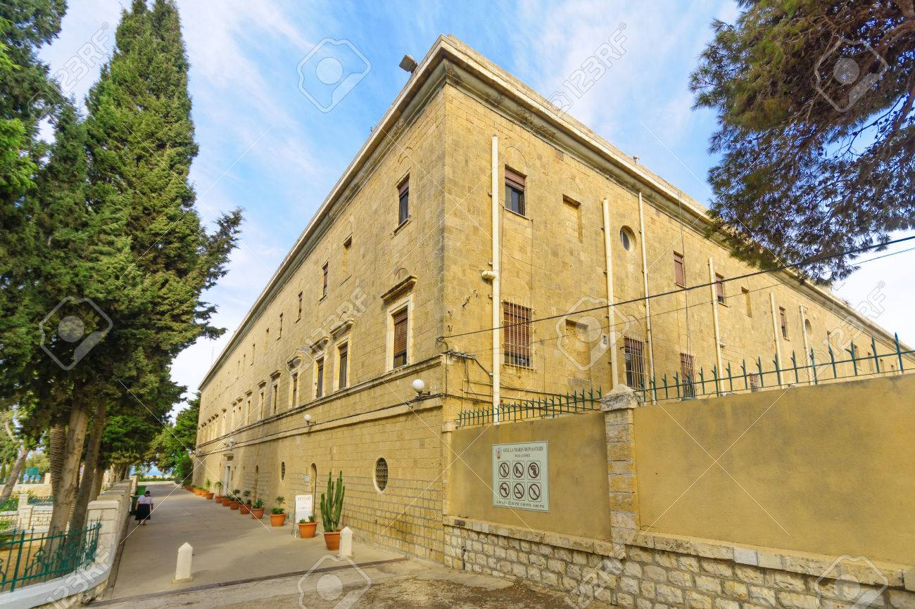 The Church of Stella Maris Carmelite Monastery or Monastery of