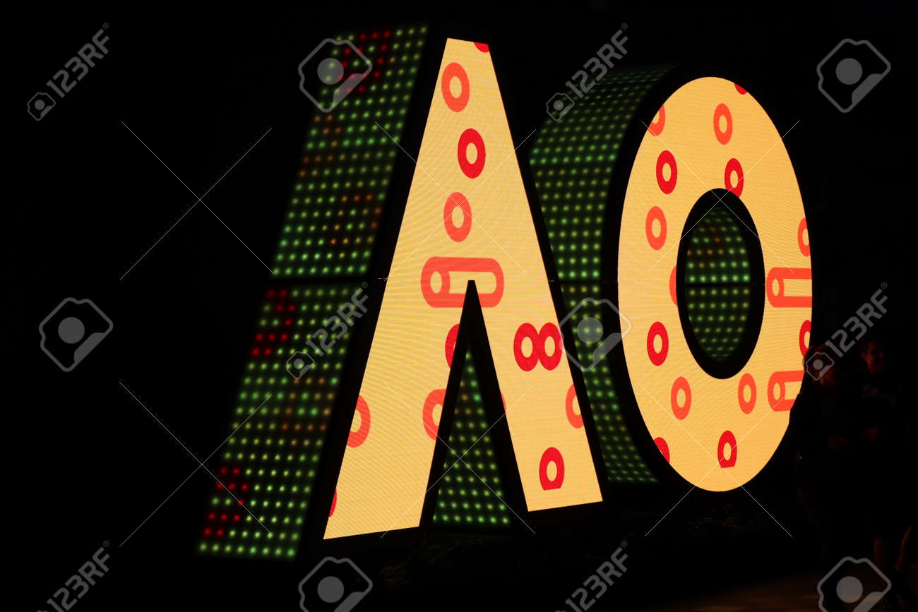Melbourne Victoria Australia January 23 2019 A O Logo Letters Stock Photo Picture And Royalty Free Image Image 138304920
