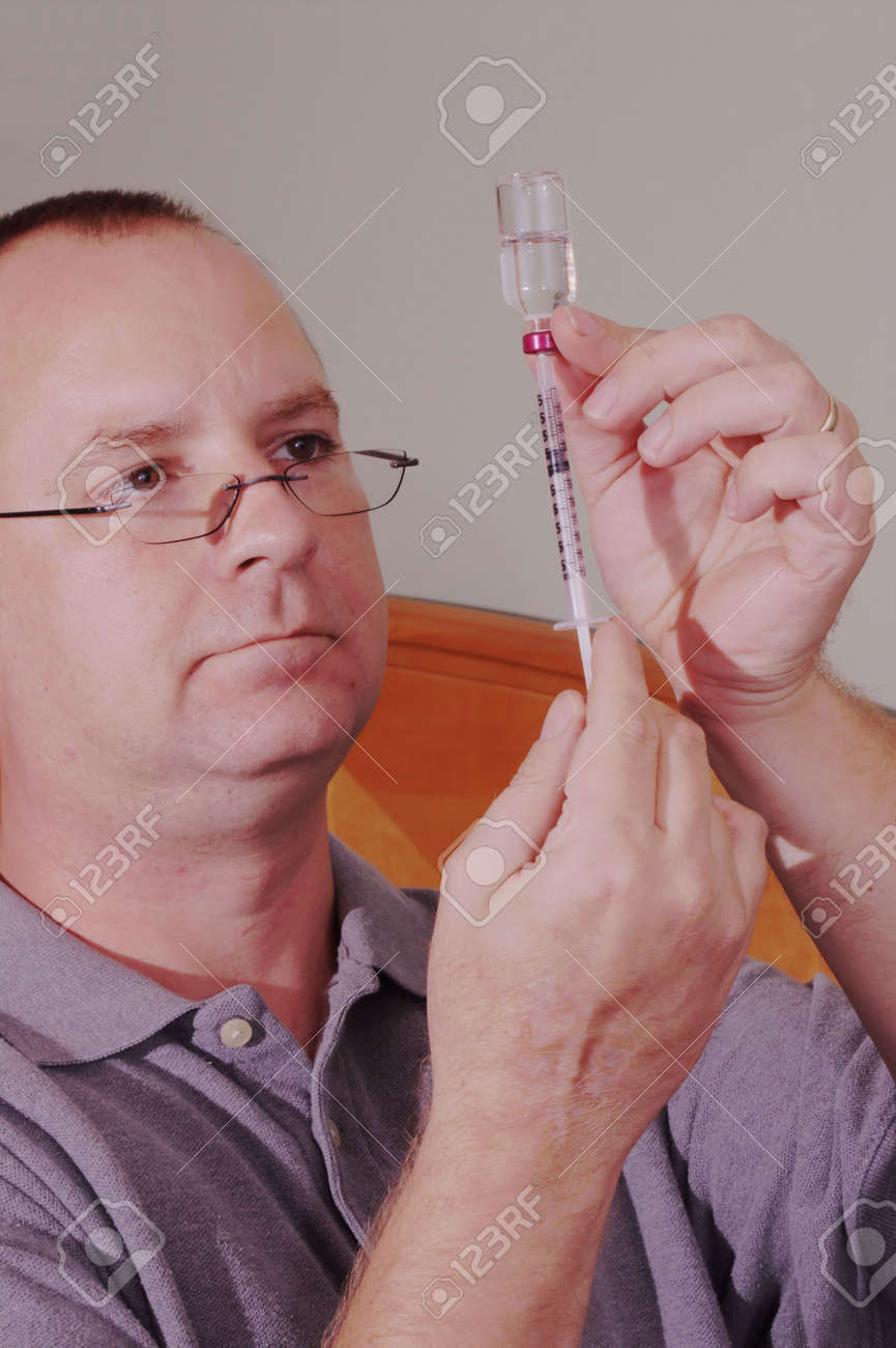 Medicine Injection Stock Photo - 760241