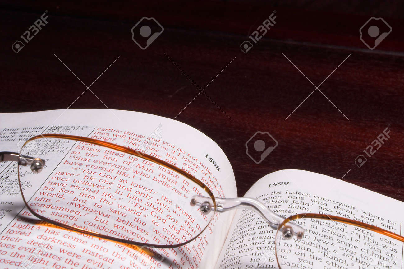 Bible Scripture Stock Photo - 760410