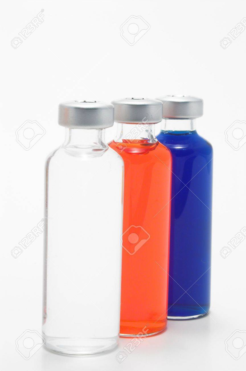 Medicine Vials Stock Photo - 922974