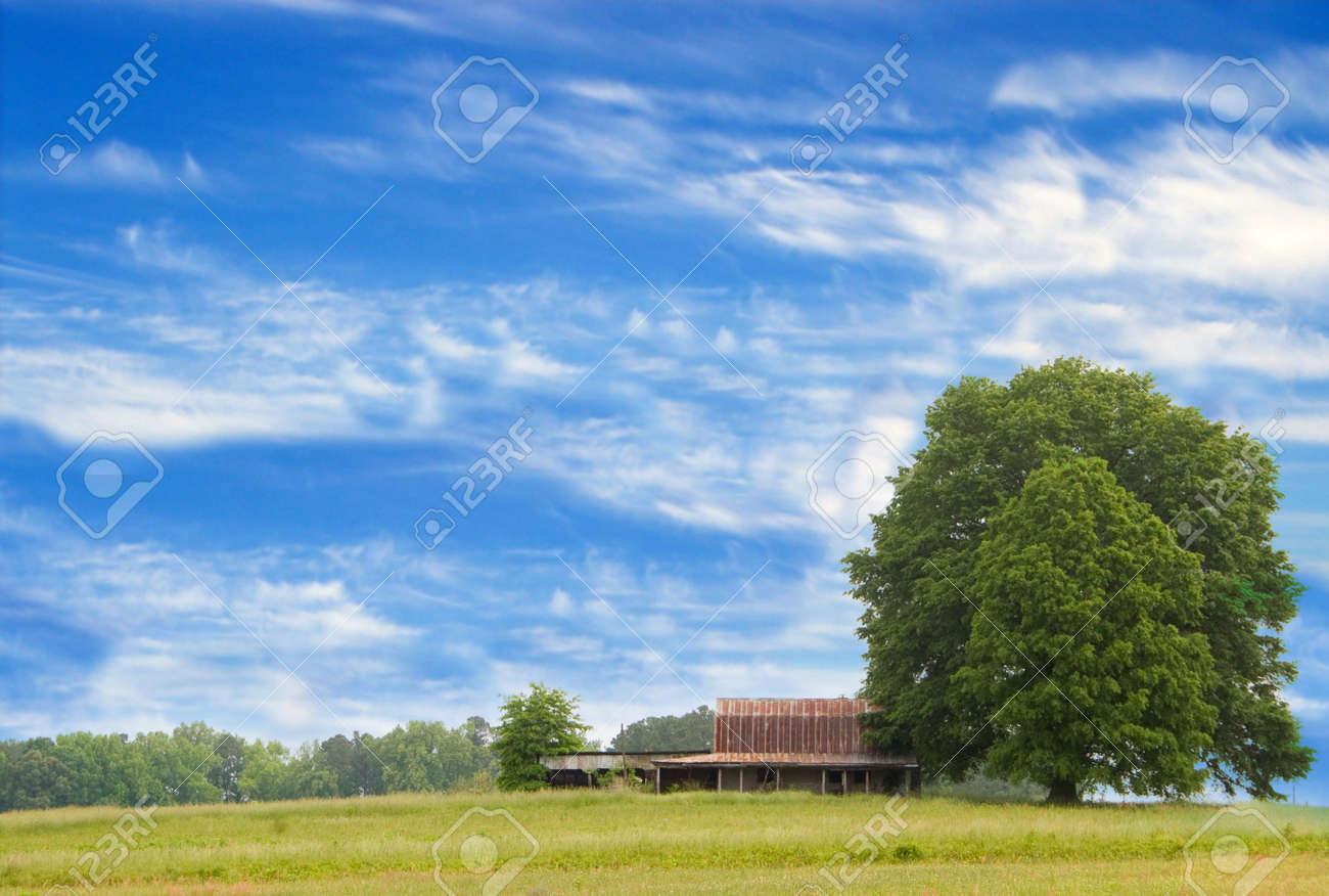 Old Barn Stock Photo - 3051165