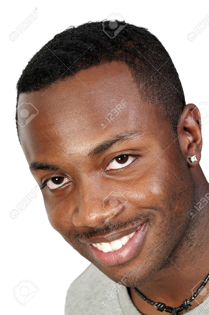 The sexiest black man in america