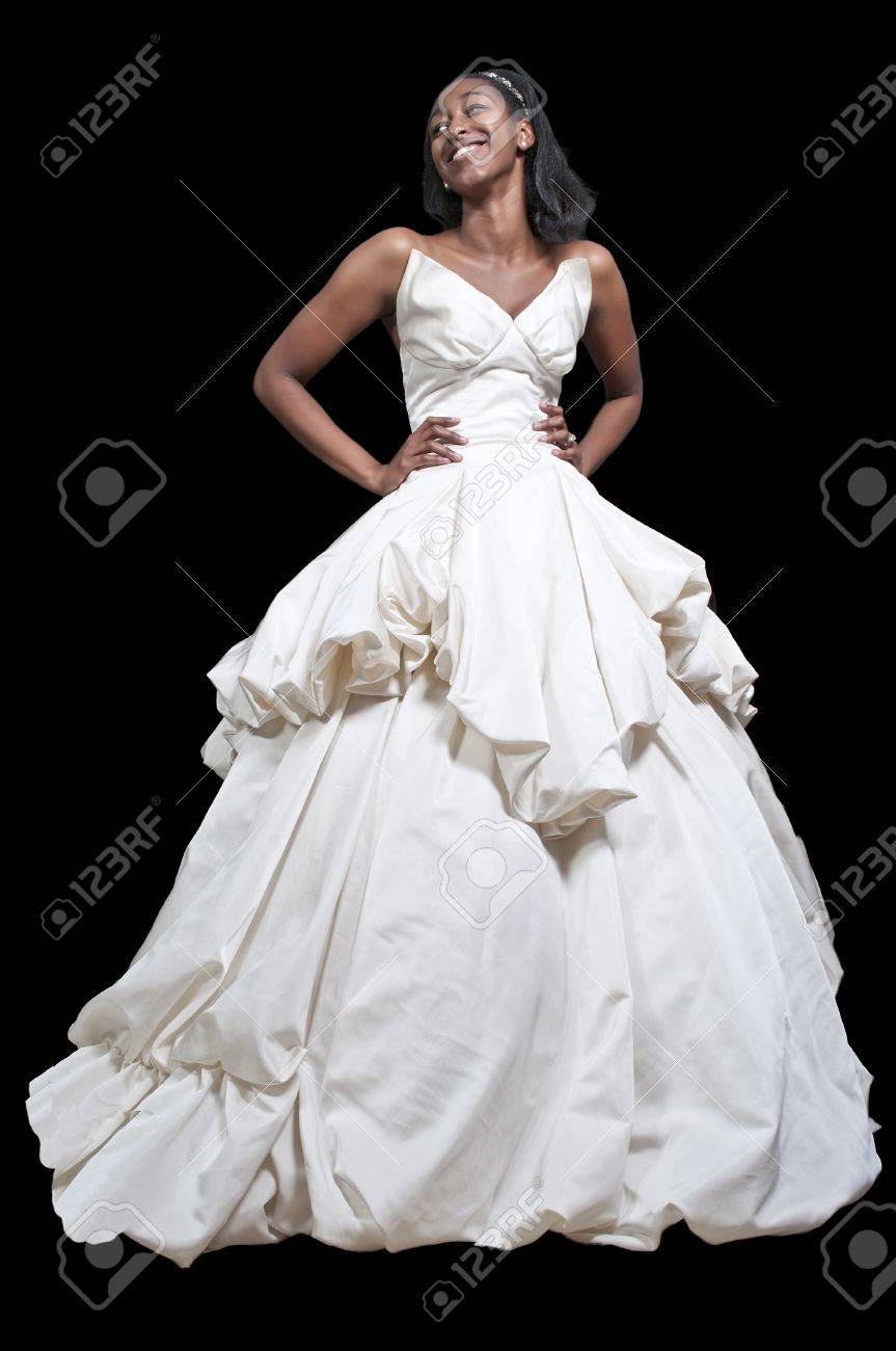 Black American Wedding Dresses