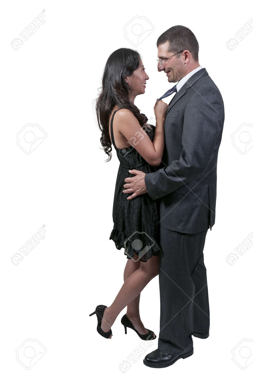 Couple in love - man and a woman Stock Photo - 17939617