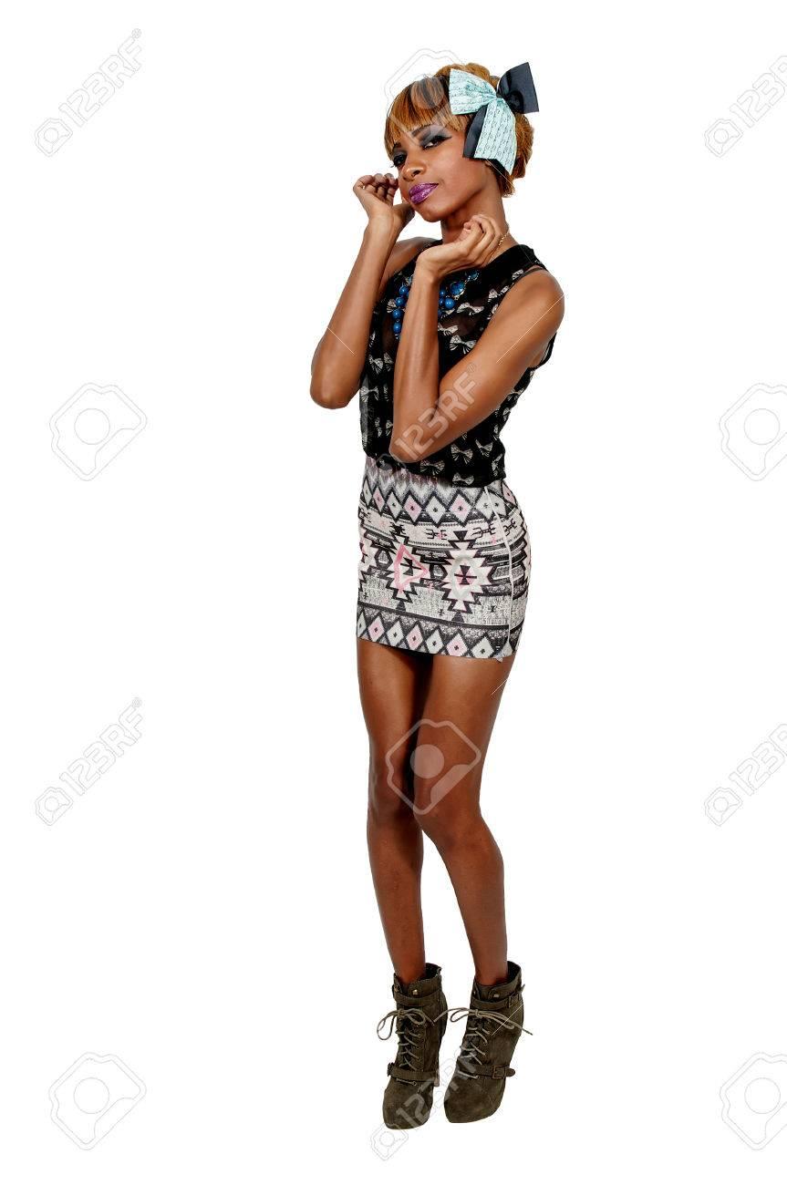 Black young women sexy Most Beautiful