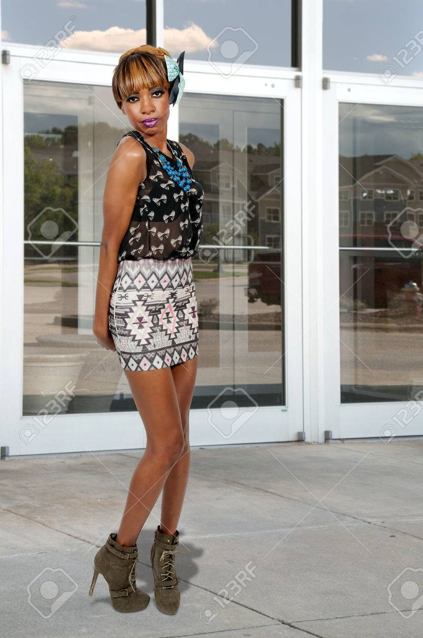 african-young-sexy-girl
